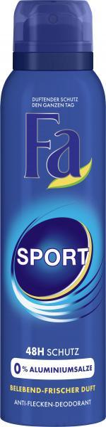 Fa Sport Deodorant belebend-frischer Duft