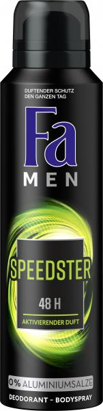 Fa Men Deo & Bodyspray Speedster