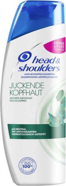 Head & Shoulders Anti-Schuppen-Shampoo bei juckender Kopfhaut