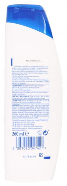 Head & Shoulders Anti-Schuppen Shampoo 2in1 citrus fresh