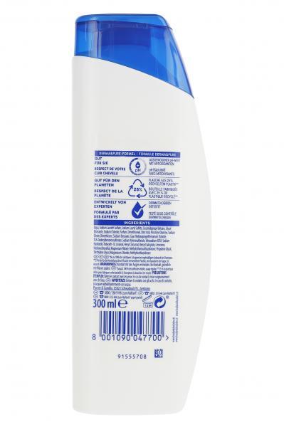Head & Shoulders Anti-Schuppen-Shampoo seidig & glänzend