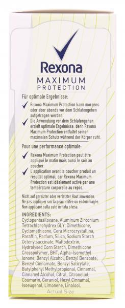 Rexona Maximum Protection Anti-Transpirant Deo Creme Stress Control