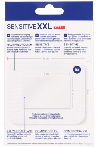 Hansaplast Sensitive XXL