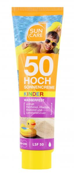 ReAm Sun Care Sonnencreme Kids LSF50