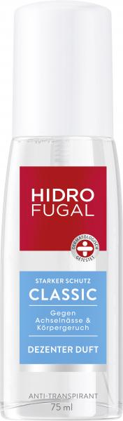 Hidro Fugal Anti-Transpirant Classic Pumpspray