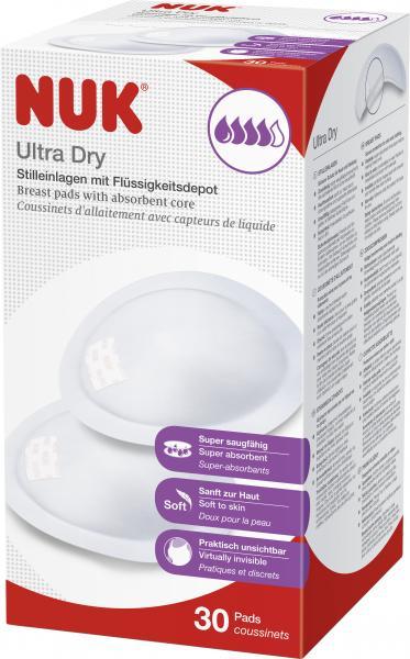 Nuk Stilleinlagen Ultra Dry