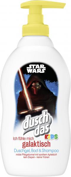 Duschdas Kids Shampoo & Duschgel & Bad Star Wars