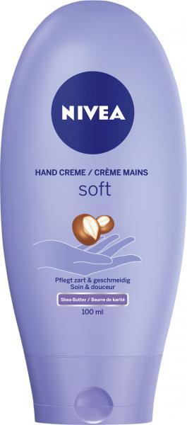 Nivea Soft Care Handcreme