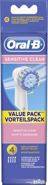 Oral-B Sensitive Clean Bürstenköpfe