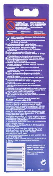 Oral-B Pulsonic Bürstenköpfe