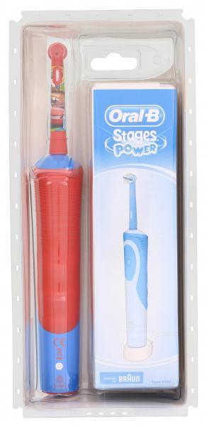 Oral-B Stages Power elektrische Kinderzahnbürste