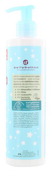 Bellybutton Baby Samtweich Pflegelotion