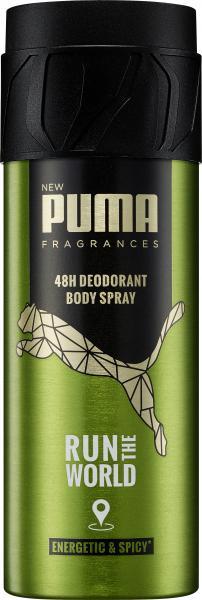 Puma Men Run The World Body Spray