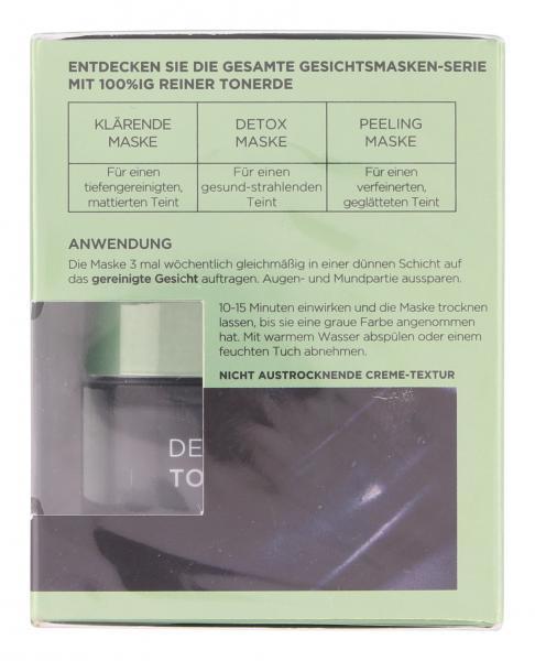 L'Oréal Skin Expert Detox Maske Tonerde absolue