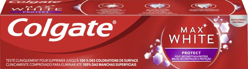Colgate Zahncreme Max White & Protect