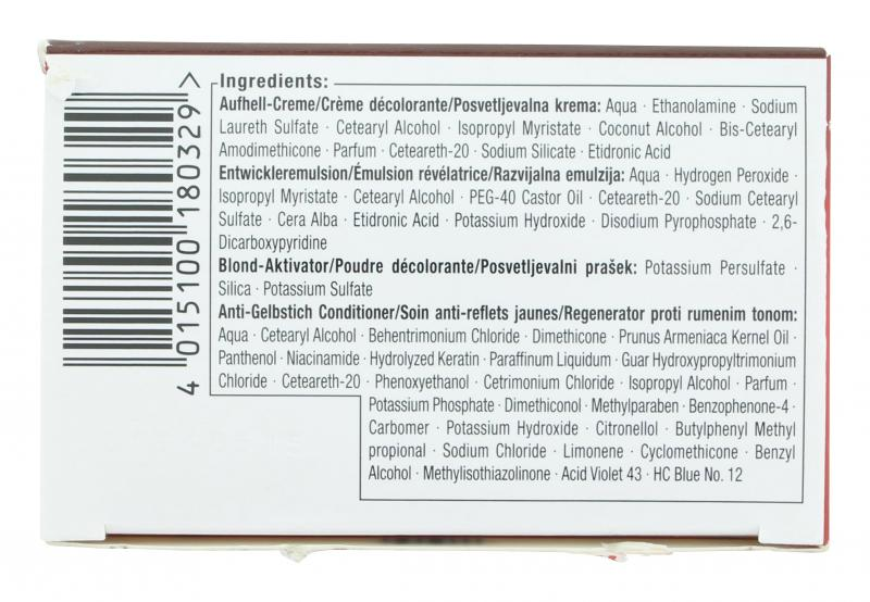 Schwarzkopf Brillance Color-Creme 913 Honigblond Balayage