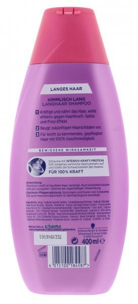 Schwarzkopf Schauma Shampoo Himmlisch Lang