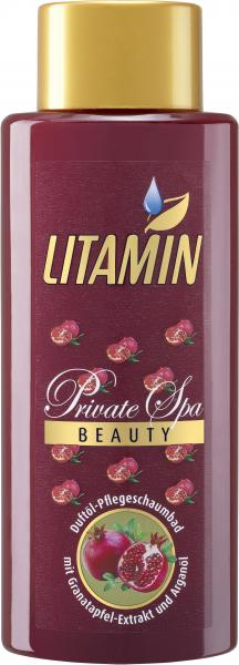 Litamin Schaumbad Duftöl Private Spa Beauty