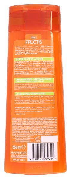 Garnier Fructis Schaden Löscher kräftigendes Shampoo