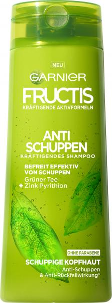 Garnier Fructis Kräftigendes Shampoo Anti Schuppen