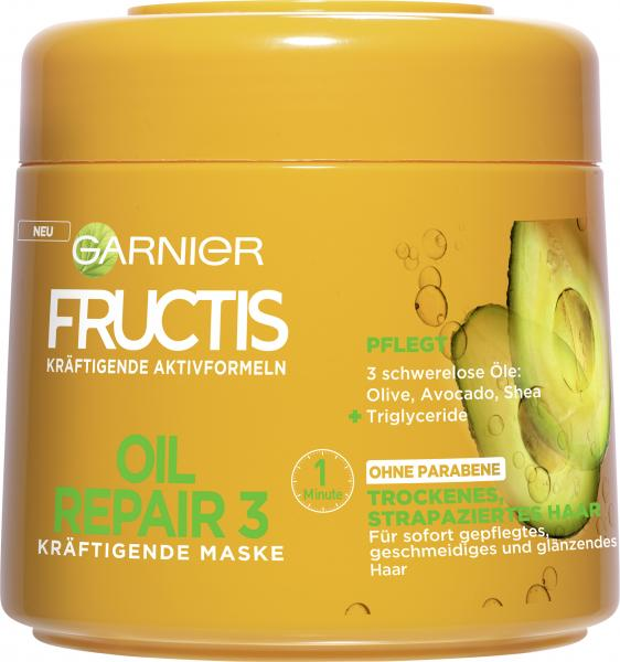 Garnier Fructis Oil Repair 3 kräftigende Maske