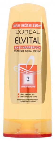 L'Oréal Elvital Anti-Haarbruch Aufbau-Spülung
