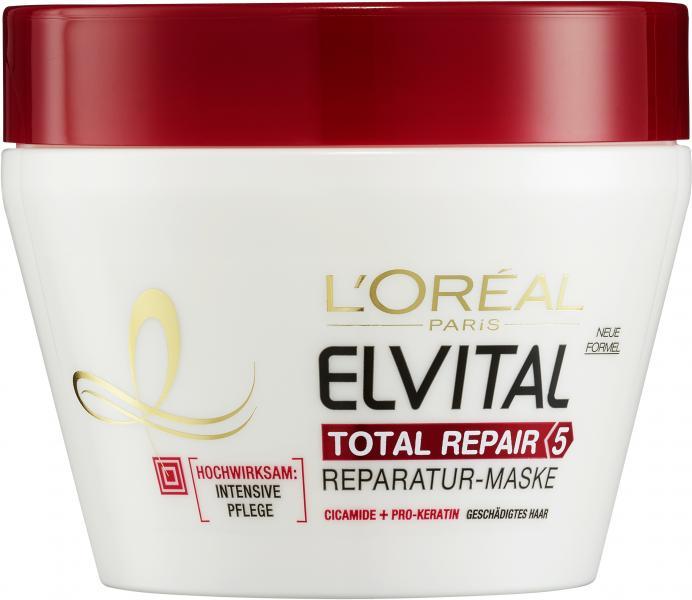 L'Oréal Elvital Total Repair 5 Reparatur-Maske