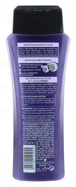Schwarzkopf Gliss Kur Fiber Therapy Shampoo