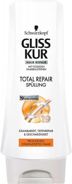 Schwarzkopf Gliss Kur Total Repair Spülung