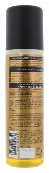 Schwarzkopf Gliss Kur Express-Repair-Spülung Ultimate Oil Elixir