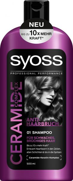Syoss Ceramide Complex Anti-Haarbruch Shampoo