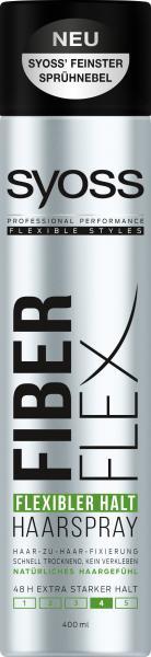 Syoss Fiber Flex Haarspray flexibler Halt extra stark