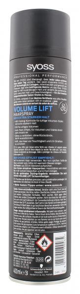 Syoss Volume Lift Haarspray extra stark
