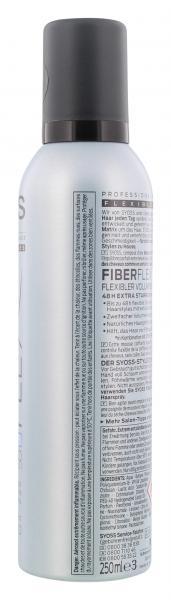 Syoss Fiber Flex Schaumfestiger Flexibles Volumen