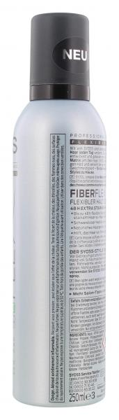 Syoss Fiber Flex Schaumfestiger flexibler Halt