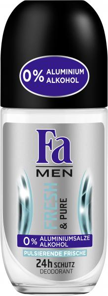 Fa Men Deo Roll-On Fresh & Pure