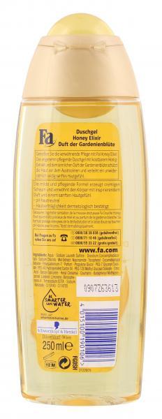 Fa Honey Elixir Duschgel Duft der Gardenienblüte