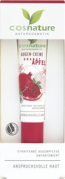 Cosnature Augen-Creme Granatapfel
