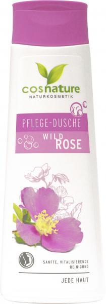 Cosnature Pflege-Dusche Wildrose