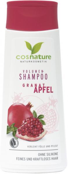 Cosnature Volumen-Shampoo Granatapfel