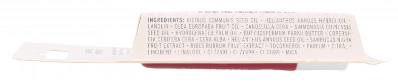 Cosnature Lippen-Pflege rote Früchte