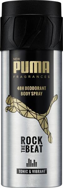 Puma Men Rock The Beat Body Spray