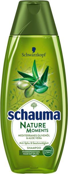 Schwarzkopf Schauma Shampoo Nature Moments Anti-Spliss & Geschmeidigkeit