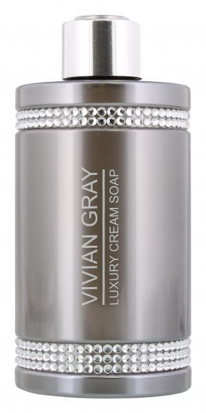 Vivian Gray Flüssigseife Crystal grey