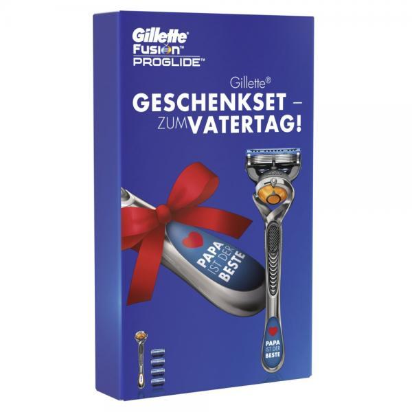 Gillette Fusion ProGlide Geschenkset zum Vatertag