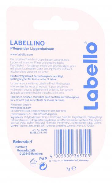 Labellino Fresh Mint