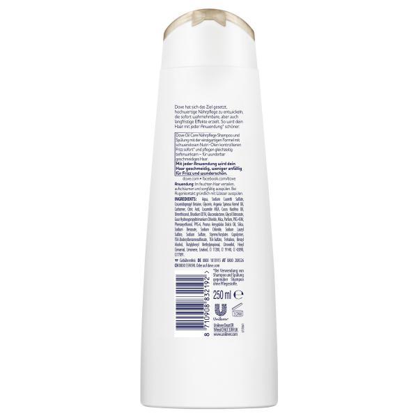 Dove Oil Care Nährpflege Shampoo