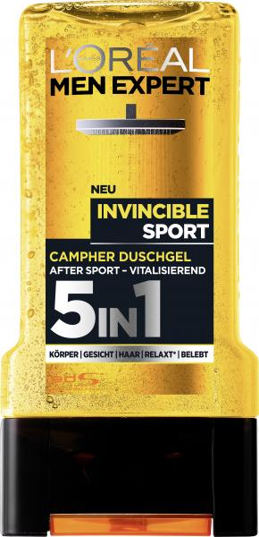 L'Oréal Men Expert Duschgel Invincible Sport