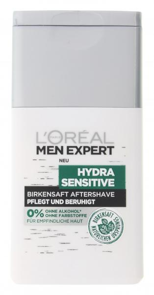 L'Oréal Men Expert Hydra Sensitive Birkensaft Aftershave