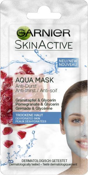 Garnier Skin Active Aqua Mask Granatapfel & Glycerin